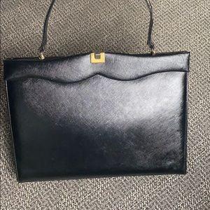 Vintage Viki Original Genuine Leather Bag